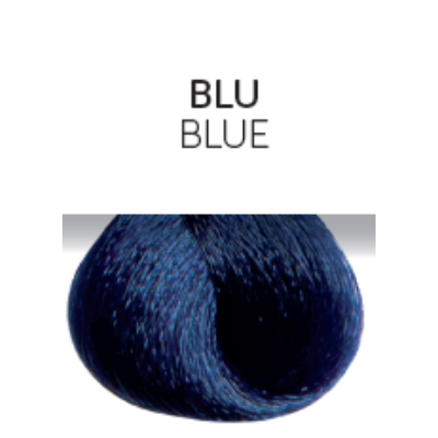 Perlacolor hajfesték 100ml mixton kék / blu / blue