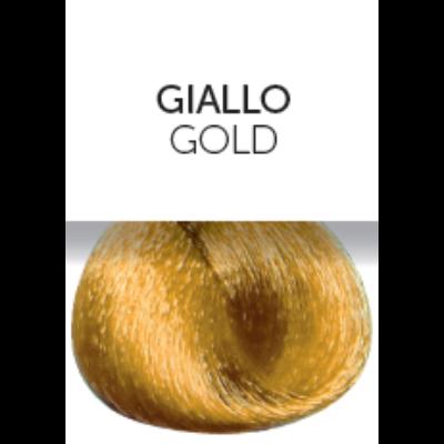 Perlacolor hajfesték 100ml mixton arany / giallo / gold