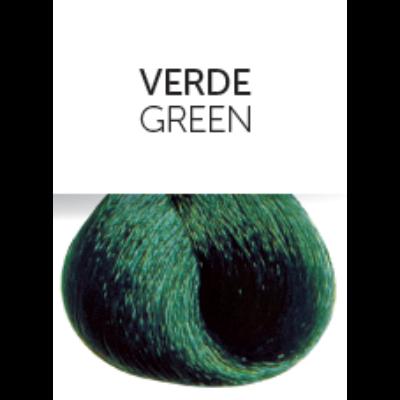 Perlacolor hajfesték 100ml mixton zöld / verde / green