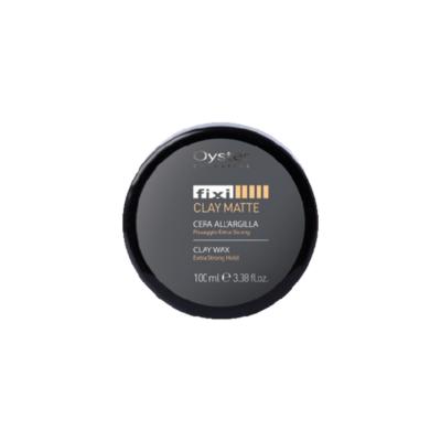 FIXI CLAY MATTE 100ml - agyagos textúrájú, matt hatású wax